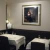レストラン ロダン - 内観写真:スペインの画家「トレンツ リャド」の大きなシルクスクリーンが印象的な店内