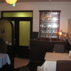 レストラン ロダン - 内観写真:ワイングラスはリーデルで統一、シャンパングラスはベルエポックです