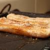 明洞純豆腐 - 料理写真:2cm超!!厚切りサムギョプサル 1人前\1280