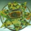 焼肉だるま - 料理写真:ちぢみ(チヂミを作って25年堀田さんの作品です)