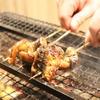 ○七商店 - 料理写真:うなぎの「くりから焼」