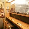 銀座船形 大手町 - 内観写真:飛沫防止シートでカウンターも安心です。