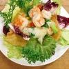 潮州 - 料理写真:エビと九条ねぎの塩炒め
