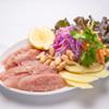タイ料理889 - 料理写真:生ソーセージ