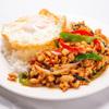 タイ料理889 - 料理写真:ガパオライス