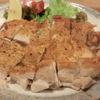 ちゃこ - 料理写真:皮パリパリ & 肉汁たっぷりジューシーな地鶏の塩焼き     ゆず胡椒でどうぞ!