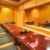 かまくら家 - 内観写真:床の間付 宴会個室(最大60名様)
