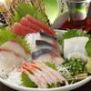 月光食堂 - 料理写真:季節のお刺身!五点盛り
