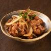 牛たん酒場 たん之助 - 料理写真:鶏皮ポン酢