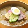 韓花 - 料理写真:水冷麺