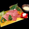 織姫 - 料理写真:大和牛 焼きしゃぶ