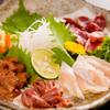 昔屋 - 料理写真:名古屋コーチン刺身¥1180