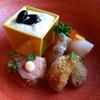 東郷 - 料理写真:月ごとにコース料理の内容が変わり、味はもちろん、目でも楽しめます。