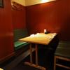 意気な寿し処阿部 - 内観写真:テーブル(3卓)