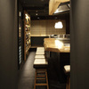 OSAKA きっちん - 内観写真:2階きっちん シンプルで落ち着いた店内