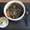 駒そば亭 - 料理写真:山菜そば