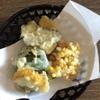 駒そば亭 - 料理写真:野菜天盛り合わせ