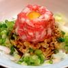 むつ五郎 - 料理写真:桜納豆はかき混ぜてご飯にのせる方も多くみうけられます