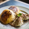 ブレスカフェ - 料理写真:breath スフレパンケーキ(焦がしティラミス)