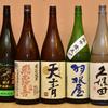 北浜 - ドリンク写真:日本酒集合写真