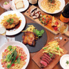 コーデュロイカフェ - 料理写真:Aコース