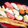 鮨 あしべ - 料理写真:おまかせ12貫盛り