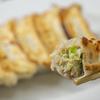 満洲園 - 料理写真:キャベツ ニラ 豚ひき肉のあんで作ってます。