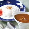 ラウンジ kinkei - 料理写真:朝食ハーフカレーライス