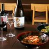 PASTA of LIFE - ドリンク写真:パスタとワイン&日本酒