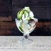 和カフェ yusoshi chano-ma - 料理写真:抹茶とココナッツのパフェ