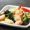 龍華 - 料理写真:海鮮塩炒め