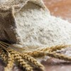 男気豚カツカレー - その他写真:下地に必須な小麦粉も妥協せずセレクト♪