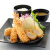 とんかつ KYK - 料理写真:海の幸膳