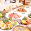 ムナ - 料理写真:パーティーAコース 食べ放題・飲み放題2時間 2980円