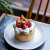 ブレスカフェ - 料理写真:お一人様シフォンケーキ