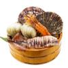 磯丸水産 - 料理写真:人気の盛り合わせ!浜焼きセット