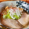 麺房 昭和呈 - 料理写真:塩魚介麺
