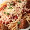 ワールド・ミートボール・クラシック - 料理写真:アニメの名シーンに登場する料理を再現した『ルパンミートボールパスタ』