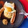 ガールドボーヌ - 料理写真:肉汁ブシャー!自家製ソーセージ