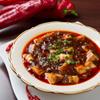 香南厨房 - 料理写真:四川風激辛麻婆豆腐  880円