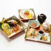 和食処 きくすい - 料理写真:三段重