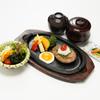 きくすい - 料理写真:前沢牛入りハンバーグ定食