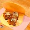 たこ焼道楽 わなか - 料理写真:たこせん ~大阪名物おやつ わなか特製えび煎餅使用~