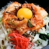 島田屋 - 料理写真:石焼キムチチーズビビンバ