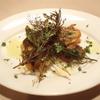 バール デ ブー - 料理写真:スズキの香草焼き、4種類のハーブと共に焼きあげた香り高い料理です