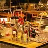 ビュッフェレストランAOW - ドリンク写真:9種類のドリンクが楽しめる飲み放題のアルコールバー