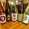 神田ゴタル - ドリンク写真:GOTARUスタメン日本酒!その他にも九州日本酒揃えてお待ちしております