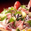 銀座 魚ばか - 料理写真:朝獲れ天然地魚の刺し盛り!