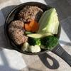 ハンバーグ&ワイン食堂 井の頭モンスター - 料理写真: