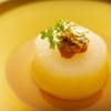 すぎ乃 - 料理写真:金出汁だいこん ウニのせ